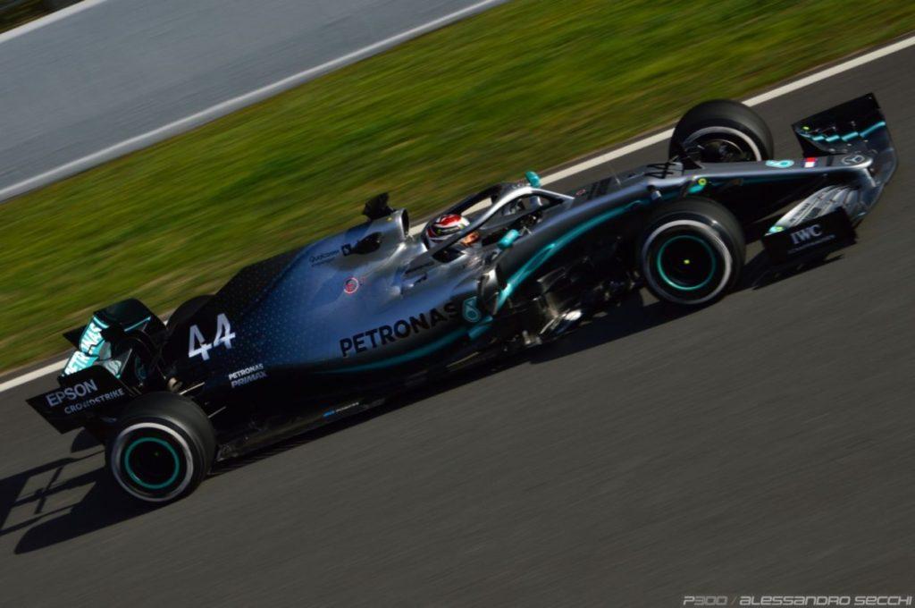F1   Lewis Hamilton contro le modifiche aerodinamiche: