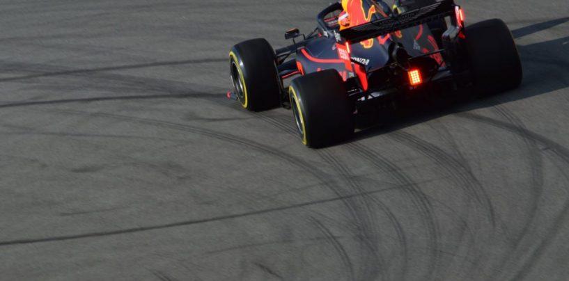 """<span class=""""entry-title-primary"""">La cresta dell'Honda</span> <span class=""""entry-subtitle"""">Alla prima uscita con i giapponesi Red Bull centra il podio. Un sospiro di sollievo enorme</span>"""