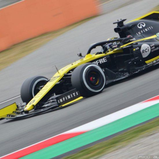 F1 | Il brake balance incriminato della Renault presente già da febbraio? 1