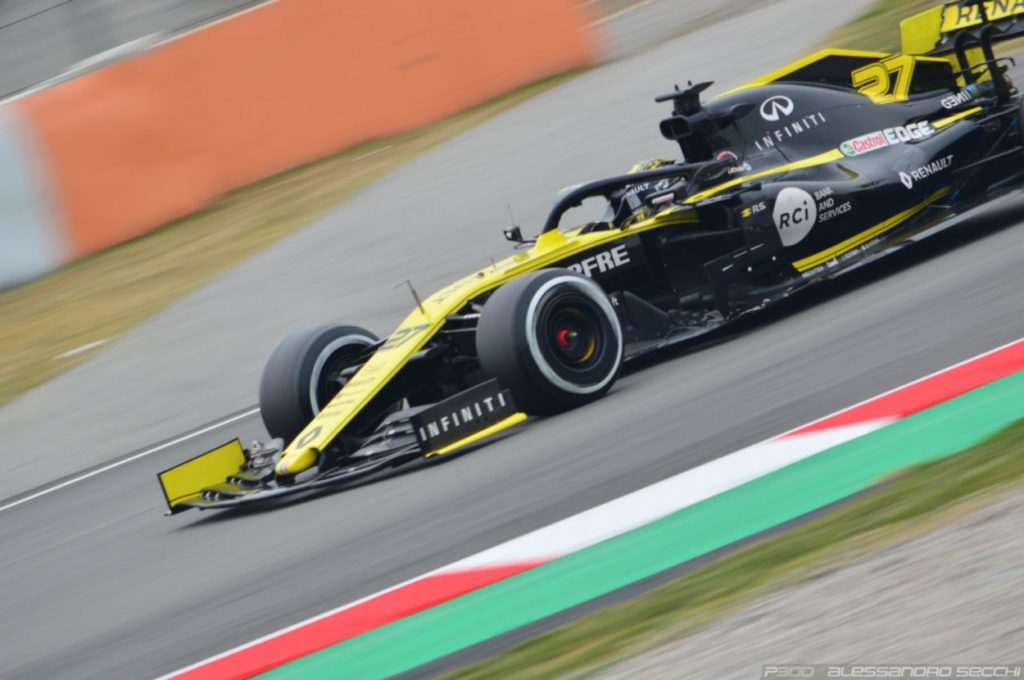 F1 | Anteprima mondiale 2019: Renault F1 team