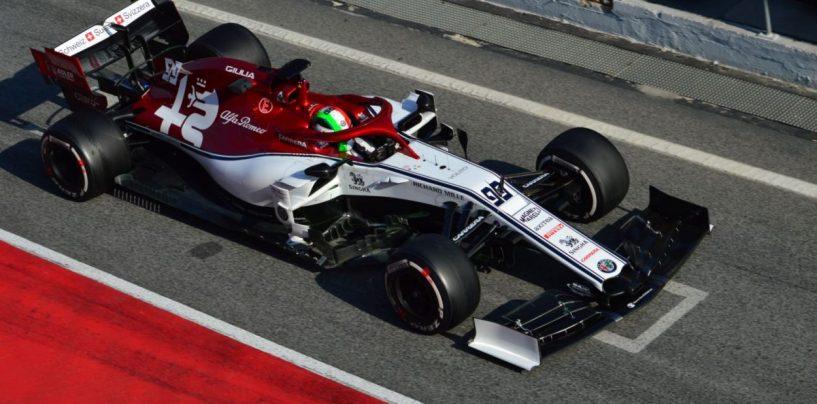 """<span class=""""entry-title-primary"""">F1   Anteprima mondiale 2019: Alfa Romeo Racing</span> <span class=""""entry-subtitle"""">La Sauber cambia nome e piloti, l'obiettivo è andare stabilmente a punti</span>"""