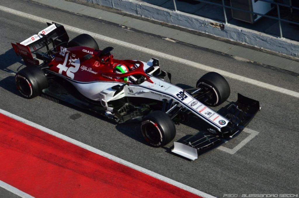F1 | Anteprima mondiale 2019: Alfa Romeo Racing
