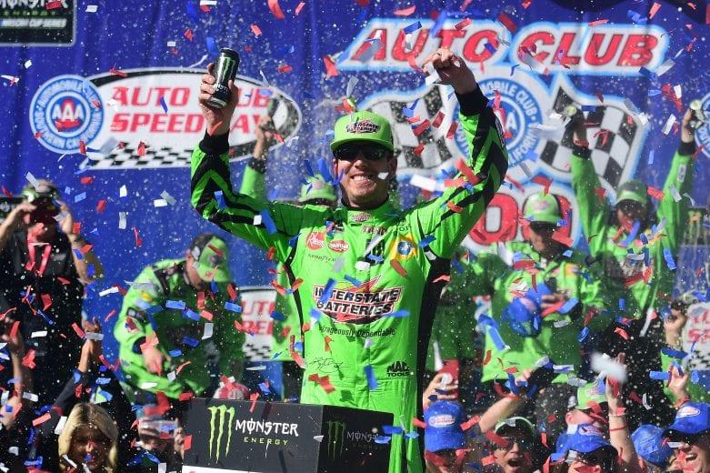 NASCAR | Fontana: 200esima vittoria in carriera per Kyle Busch!