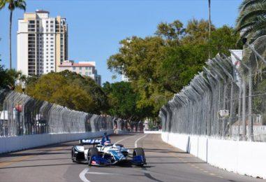 Indycar | GP St.Petersburg: Sato e Rahal i più veloci nel warm up