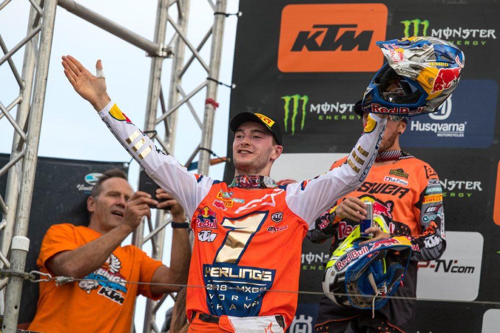 MXGP   KTM ha deciso: Jeffrey Herlings resta nel mondiale
