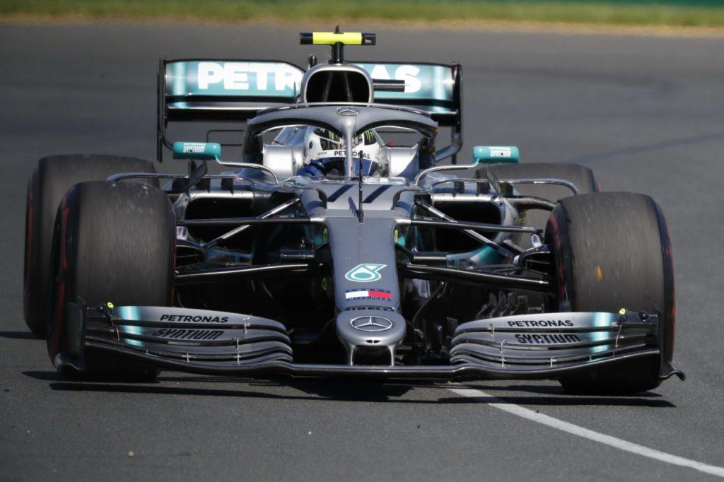 F1 | GP Australia: Valtteri Bottas domina e vince su Hamilton e Verstappen!