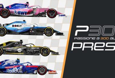 F1 | GP Brasile 2019: Racing Point, Williams, Renault, Toro Rosso