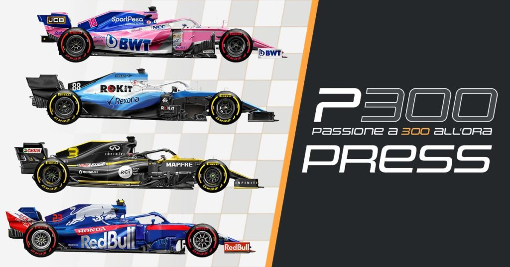 F1 | GP Spagna 2019, gara: Racing Point, Williams, Renault, Toro Rosso