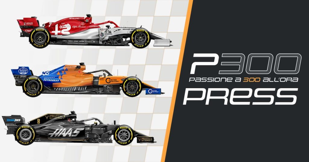 F1 | GP Bahrain 2019: McLaren, Haas, Alfa Sauber