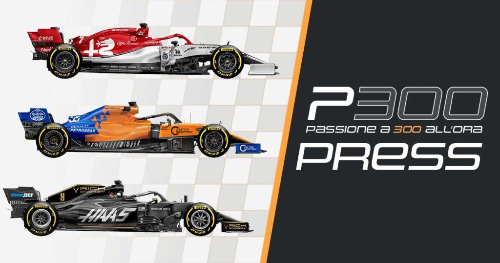 F1 | GP Giappone 2019, libere: Haas, McLaren, Sauber