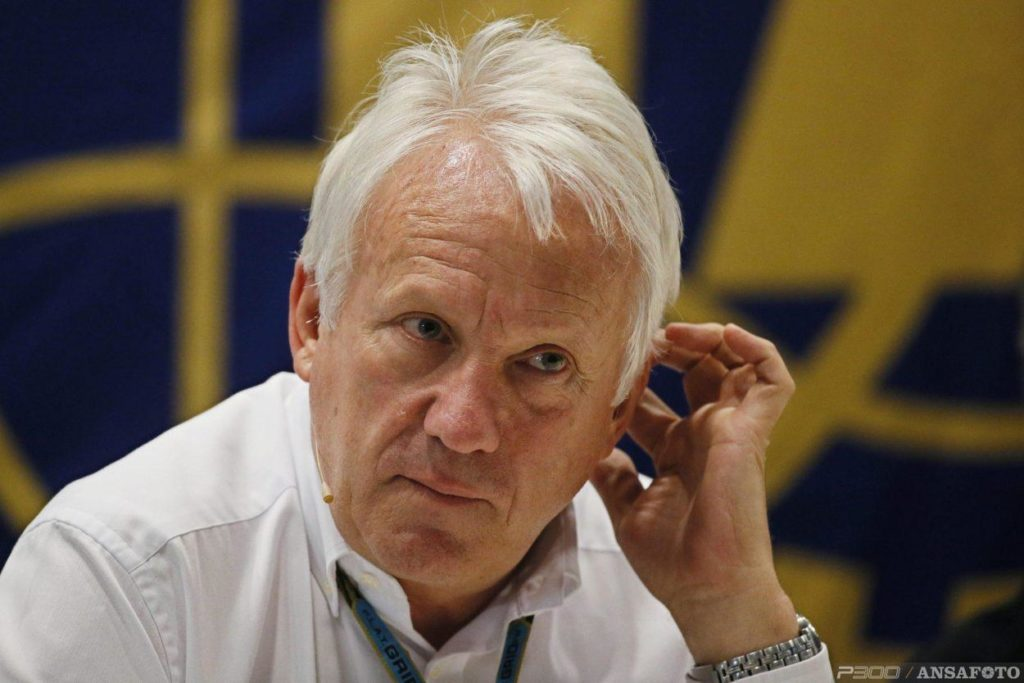 F1 | La GPDA rende omaggio a Charlie Whiting