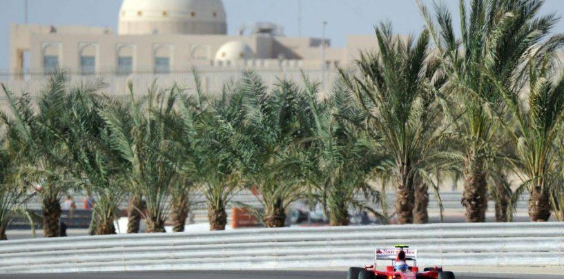 """<span class=""""entry-title-primary"""">Un Bahrain da oltre 6 chilometri</span> <span class=""""entry-subtitle"""">Il GP del Bahrain 2010 venne corso sulla versione lunga del tracciato di Sakhir</span>"""