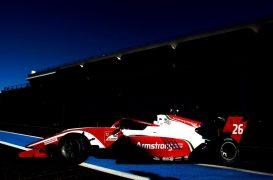 F3   Test Le Castellet: Marcus Armstrong leader nella prima giornata
