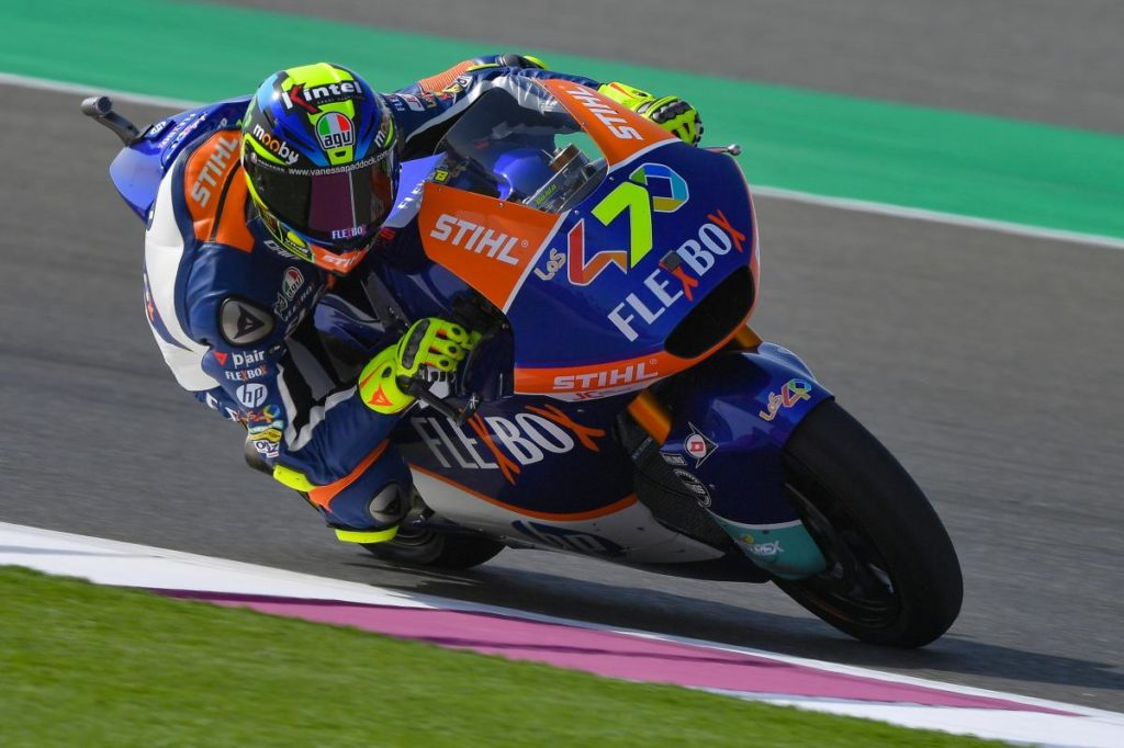 Moto2 | GP Qatar: Baldassarri si rifà dallo scorso anno e vince