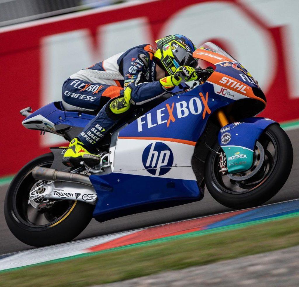 Moto2 | GP Argentina: Vierge non riesce a partire, vince Baldassarri