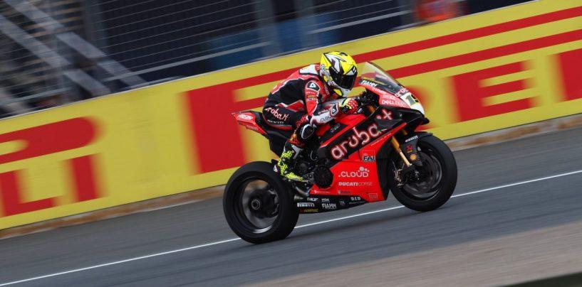 """<span class=""""entry-title-primary"""">SBK   GP Thailandia: Bautista vince il duello con Rea e riporta Ducati al successo</span> <span class=""""entry-subtitle"""">Lo spagnolo non si placa e resiste anche alla difesa ostica di Johnny. Giù Davies, Melandri sesto</span>"""