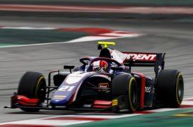 F2 | Ralph Boschung sulla seconda vettura del team Trident