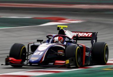 F2   Ralph Boschung sulla seconda vettura del team Trident