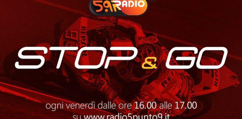 """<span class=""""entry-title-primary"""">""""Stop&Go"""" live venerdì 8 marzo alle ore 16:00 su Radio 5.9</span> <span class=""""entry-subtitle"""">La trasmissione di P300 in diretta fino alle 17</span>"""