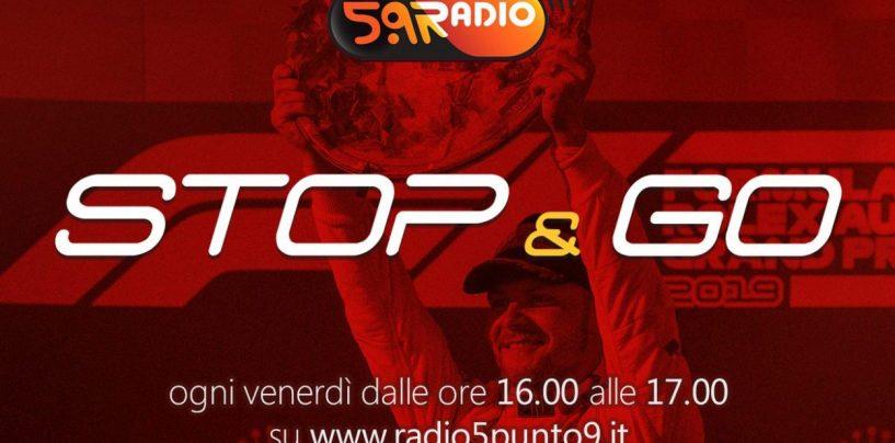 """<span class=""""entry-title-primary"""">""""Stop&Go"""" live venerdì 22 marzo alle ore 16:00 su Radio 5.9</span> <span class=""""entry-subtitle"""">La trasmissione di P300 in diretta fino alle 17</span>"""