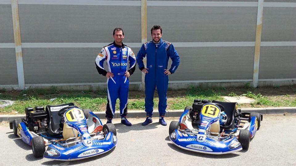 P300 è sponsor di CEBI Motorsport 2