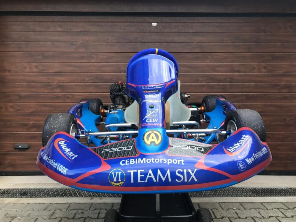 P300 è sponsor di CEBI Motorsport