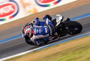 GP Thailandia, SSP600: pole position per Jules Cluzel