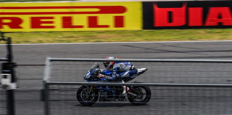 """<span class=""""entry-title-primary"""">GP Thailandia, SSP600: Cluzel vince e pareggia i conti in classifica con Krummenacher</span> <span class=""""entry-subtitle"""">Lo svizzero approfitta della battaglia Cluzel-Caricasulo per prendersi il secondo posto. L'italiano terzo</span>"""