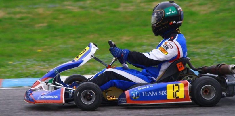 """<span class=""""entry-title-primary"""">Prima vittoria stagionale per la CEBI!</span> <span class=""""entry-subtitle"""">Matteo Cocciolo vince al Cremona Circuit nel secondo appuntamento Kartsport Circuit</span>"""