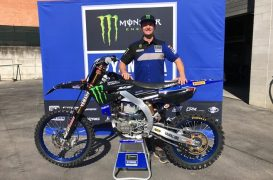 MXGP | Yamaha ha scelto Dean Ferris per sostituire l'infortunato Febvre