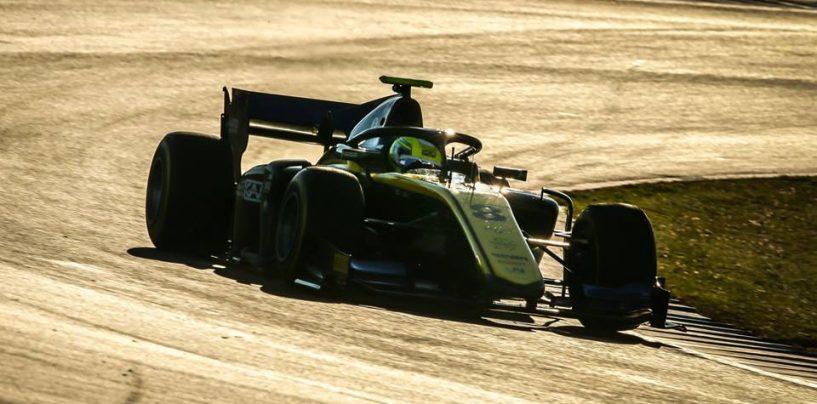 """<span class=""""entry-title-primary"""">Ghiotto dopo i test di Jerez: """"Contento del lavoro svolto""""</span> <span class=""""entry-subtitle"""">Il pilota veneto racconta a P300.it i suoi primi giorni con il team Uni-Virtuosi</span>"""
