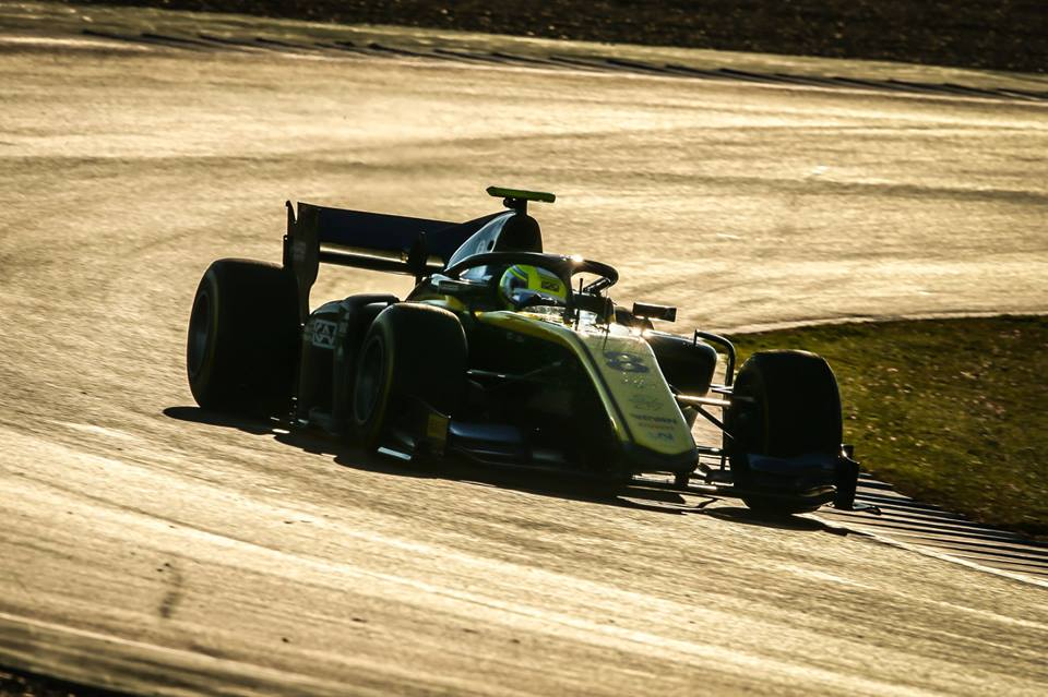 Ghiotto dopo i test di Jerez: