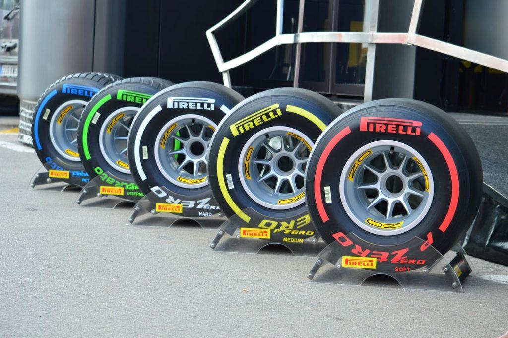F1 | Le mescole selezionate dai piloti per il Gran Premio di Russia