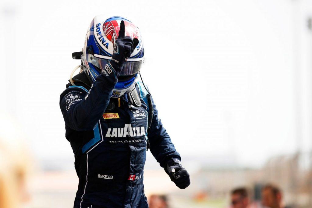 F2   GP Bahrain: vittoria di esperienza per Latifi, Ghiotto secondo