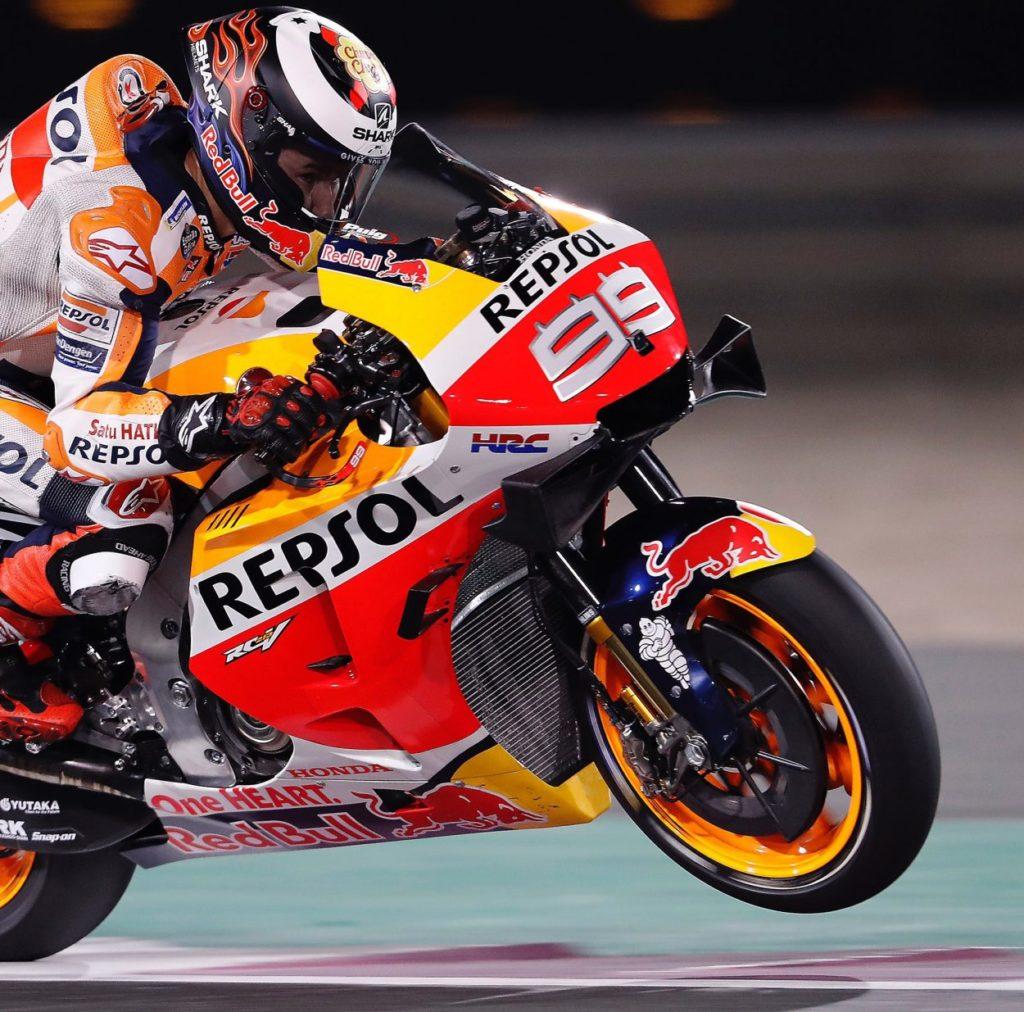 MotoGP | Ancora problemi per Lorenzo, incrinatura della prima costola destra
