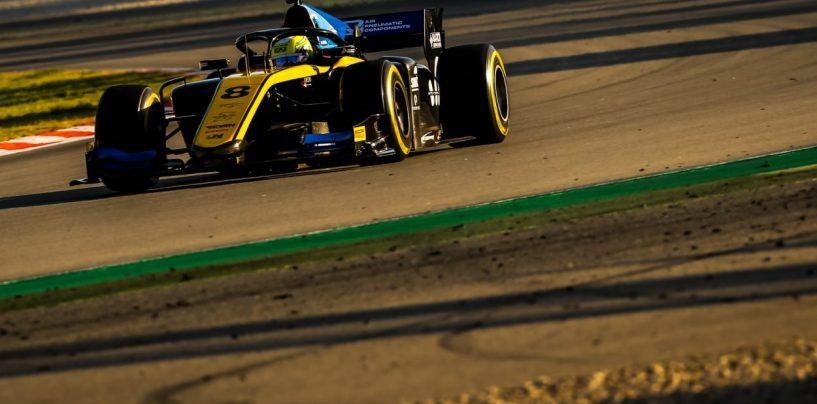 """<span class=""""entry-title-primary"""">Ghiotto soddisfatto dopo i test di Barcellona: """"Sempre più a mio agio con la macchina""""</span> <span class=""""entry-subtitle"""">Test positivi in vista del debutto in Bahrain per il pilota veneto</span>"""