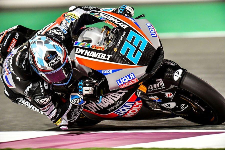 Moto2 | GP Qatar: prima pole position in carriera per Marcel Schrotter