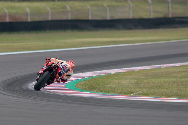 MotoGP   GP Argentina: dominio totale di Márquez, Rossi vince la battaglia con Dovizioso