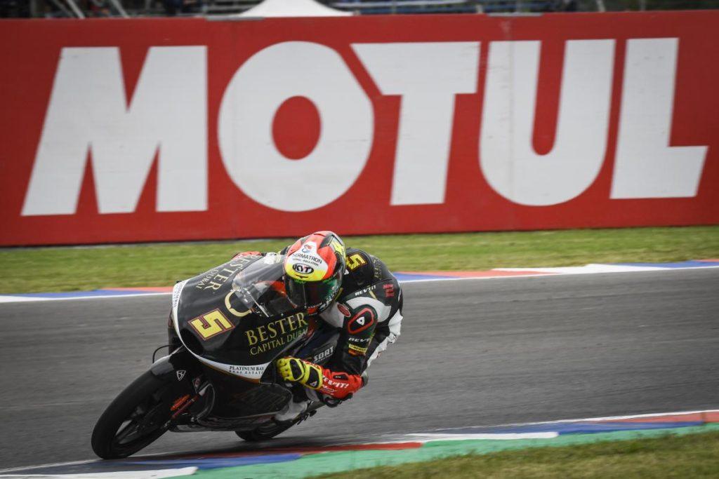 Moto3 | GP Argentina: Masia dalla pole va a vincere la sua prima gara