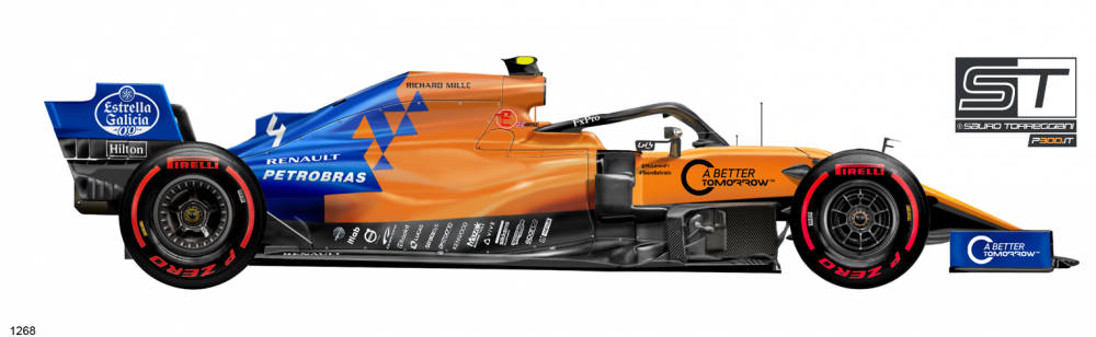F1 | GP Spagna 2019, Gara: McLaren, Haas, Alfa Romeo 3
