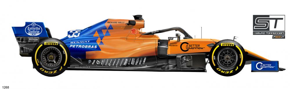 F1 | GP Spagna 2019, Gara: McLaren, Haas, Alfa Romeo 4