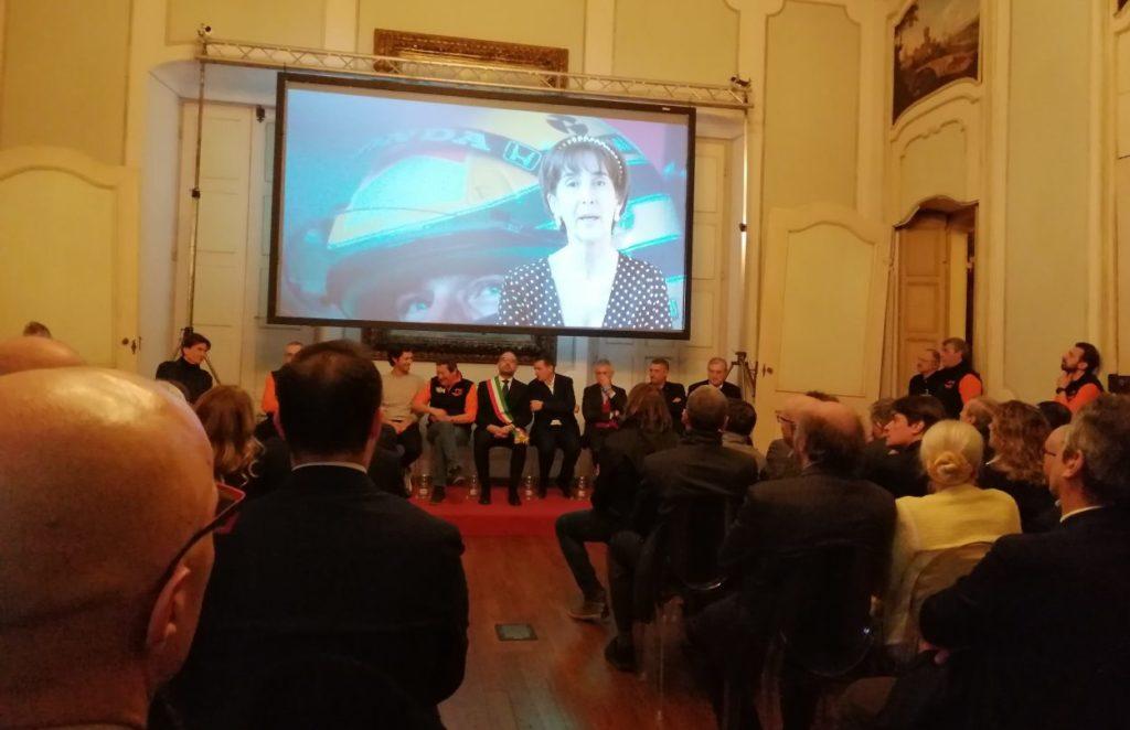F1 | Presentata ad Asti la mostra