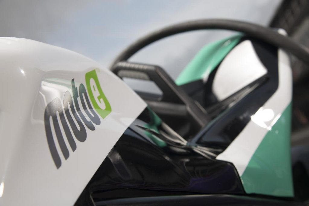 Motomondiale | Incendio nei paddock di Jerez, distrutte le 18 Energica MotoE