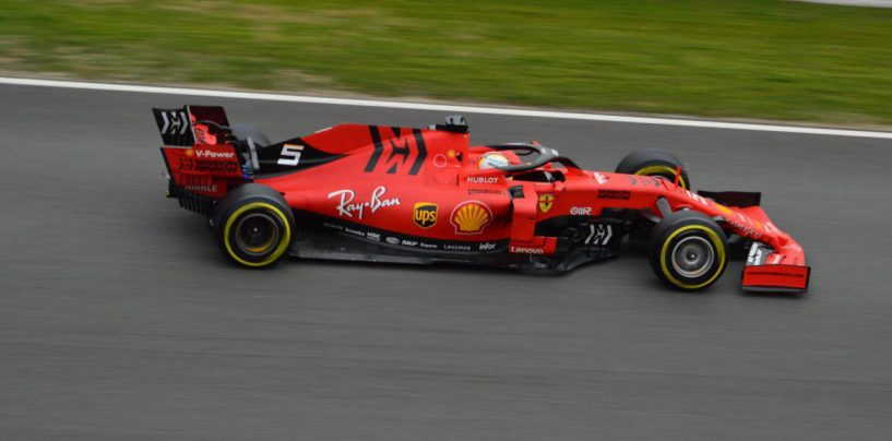 """<span class=""""entry-title-primary"""">F1   Barcellona Test Day 8: Vettel primeggia nella simulazione di qualifica</span> <span class=""""entry-subtitle"""">Bottas resta a tre decimi con gomme C5, Kvyat terzo davanti a Sainz</span>"""