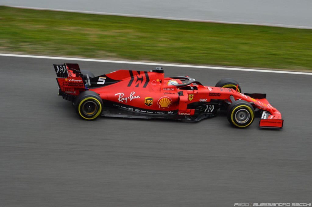 F1   Barcellona Test Day 8: Vettel primeggia nella simulazione di qualifica