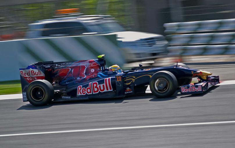 STR4: la prima Toro Rosso