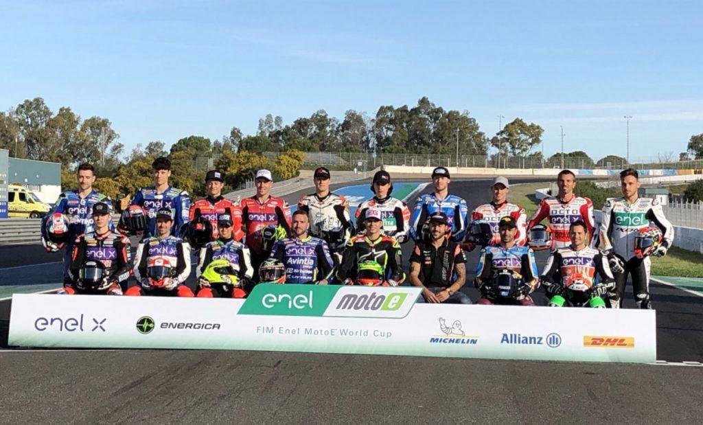 Motomondiale   La tappa di Jerez per la MotoE salta, si correrà comunque nel 2019
