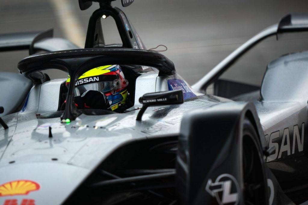 Formula E | Sanya: Buemi sbaglia, Rowland si prende la pole position
