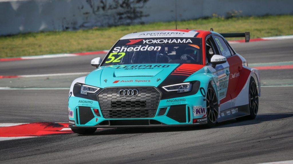 WTCR | Test Barcellona: Audi risponde a Honda, Shedden il più veloce
