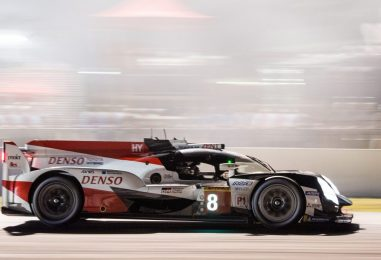 WEC | Sebring: Alonso da record, Toyota #8 in pole
